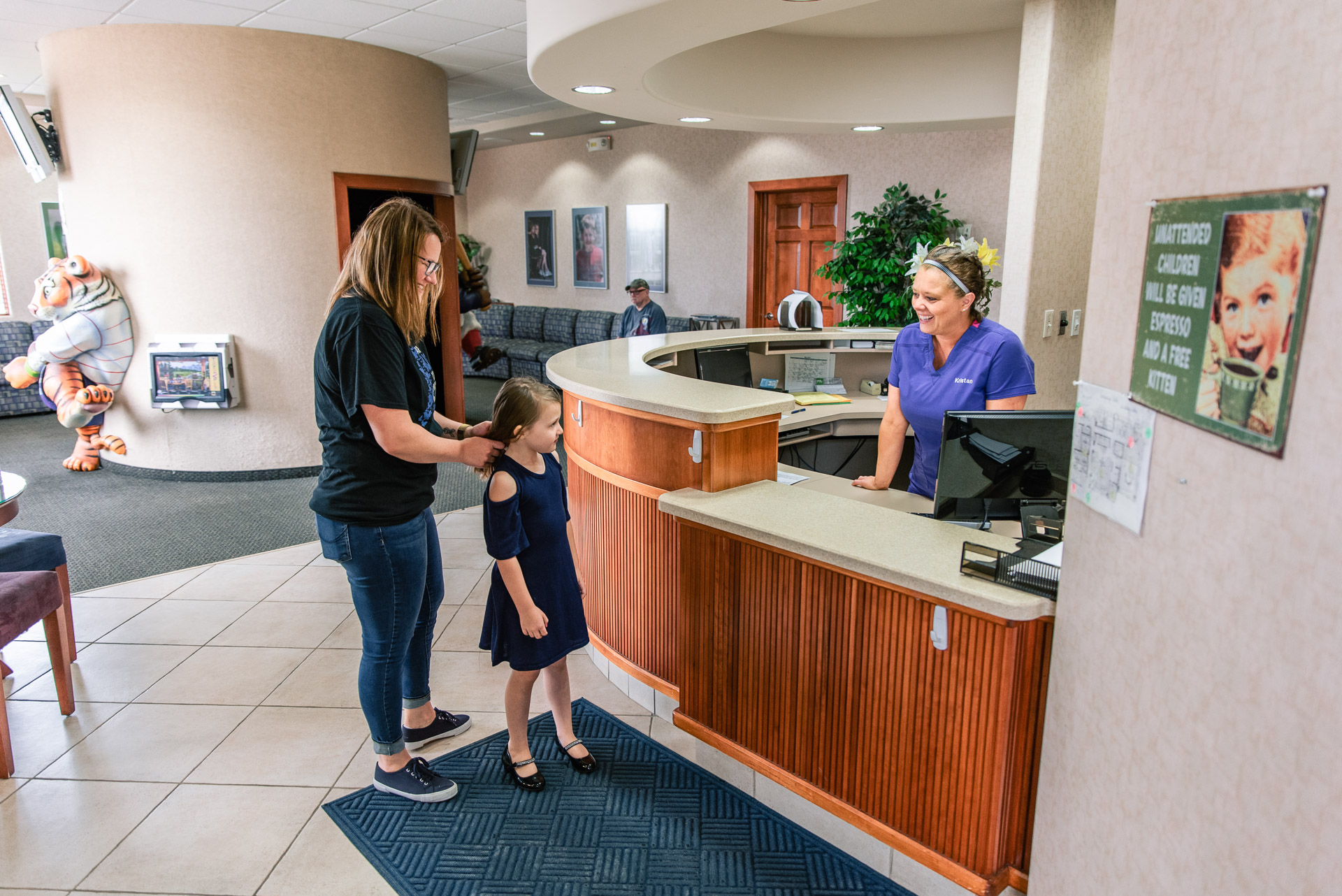 what to expect, pediatric dentistry, mansfield, ohio