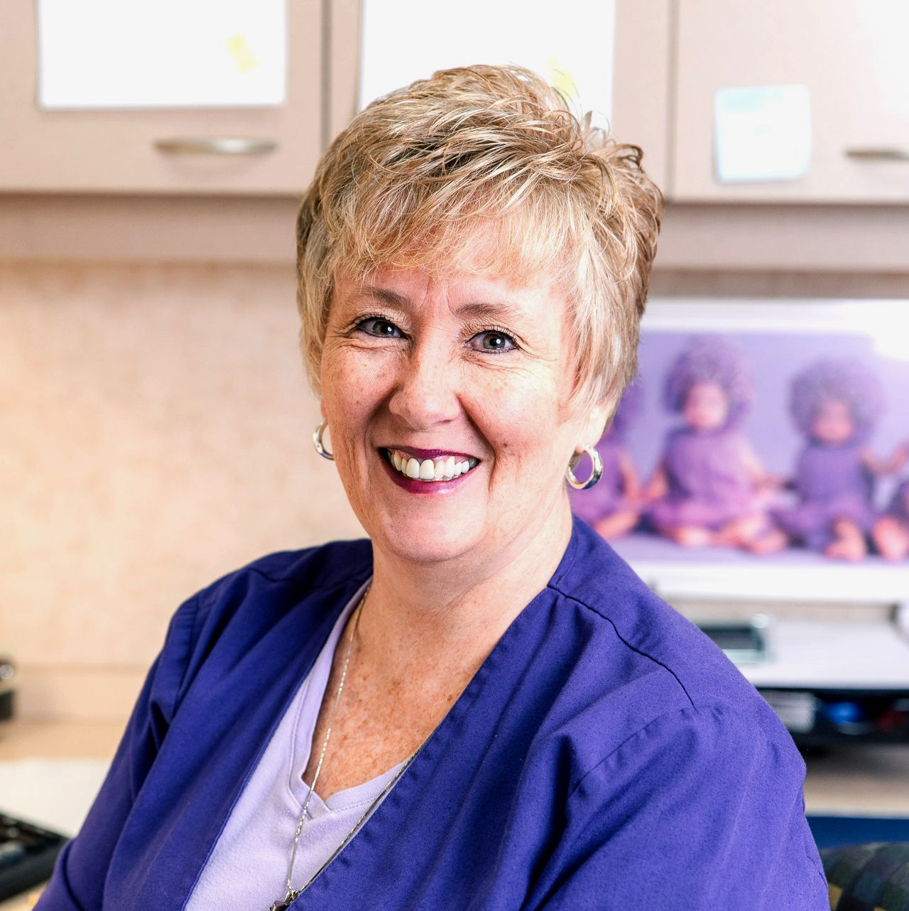 traci, office manager, pediatric dentistry